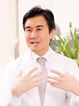 鶴見大学歯学部 教授<br />  斎藤一郎先生
