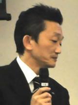 シャープライフサイエンス株式会社<br /> 技術開発統轄部 ヘルスケア事業開発部<br /> 課長 博士(農学)<br /> 山中 幹宏 先生