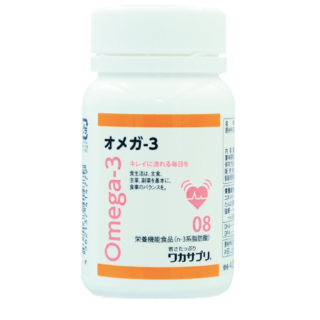 葉酸&オメガ-3