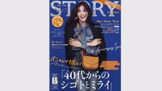 光文社 STORY 12月号にてVISION FORMURA SUPPLEMENT が掲載されました。